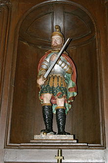 Saint Quirin de Rome ou Quirin de Neuss († 130)