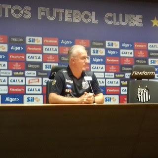 Dorival Júnior  Santos (Foto: Ivan Storti/Santos FC)
