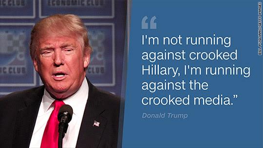 Αποτέλεσμα εικόνας για trump against media