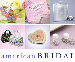 Shop Wedding Supplies at AmericanBridal.com