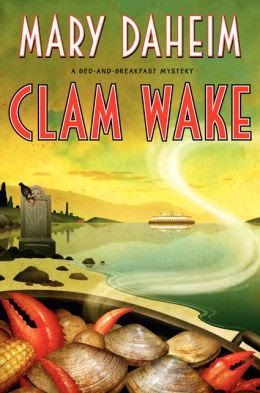 Clam Wake (Bed-and-Breakfast Series #29)