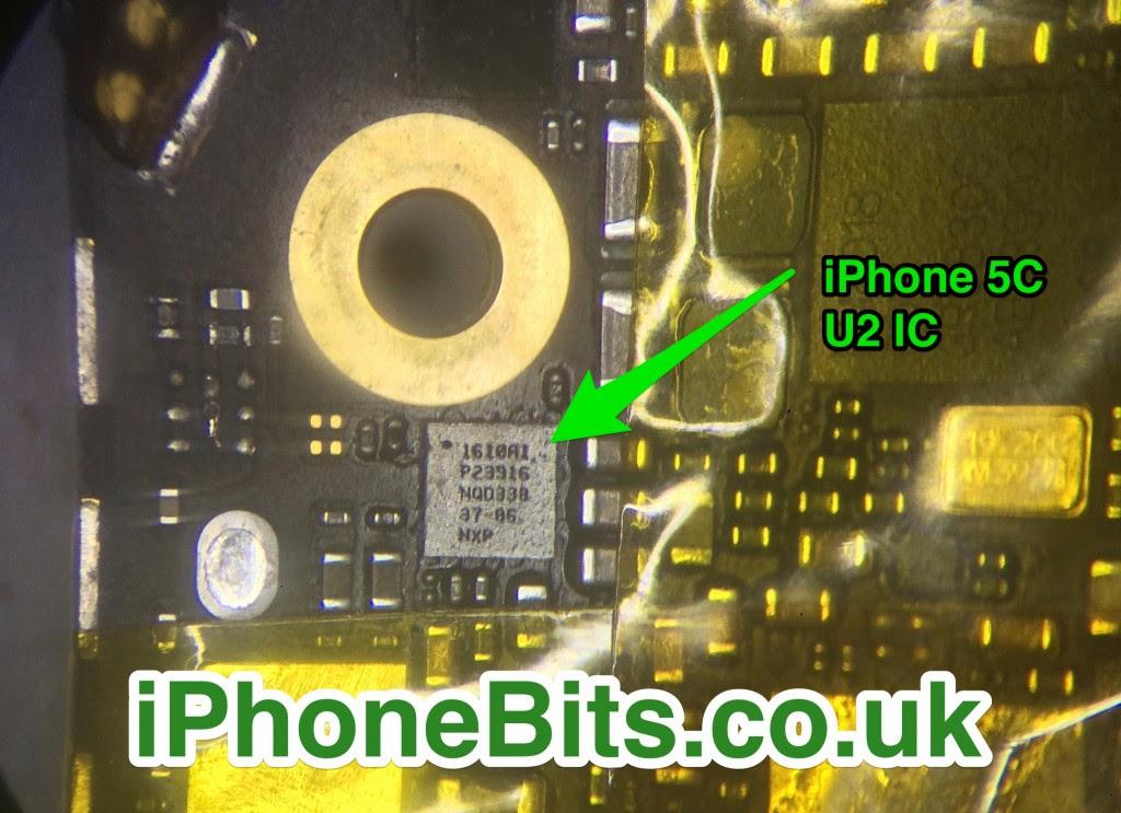 iPhone 5C Not Charging Dead