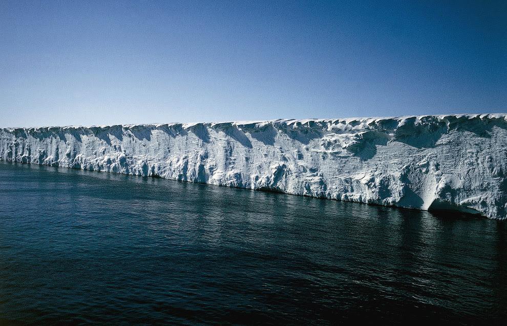 Море Росса, Антарктида