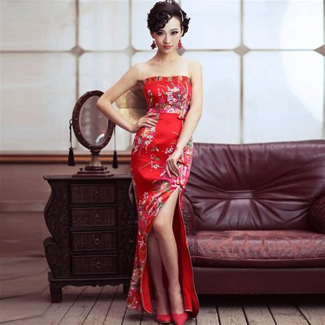 69 best PEACOCK Qipao images on Pinterest   Chinese