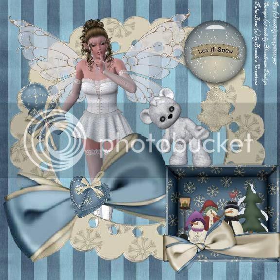 Winter,Fairies,Fantasy