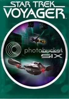 Star Trek Voyager: Season 6
