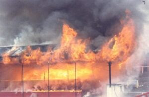 Bradford City Fire Disaster - Wrightstyle