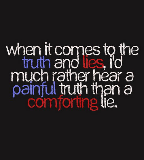 Quotes About Pretty Lies 41 Quotes