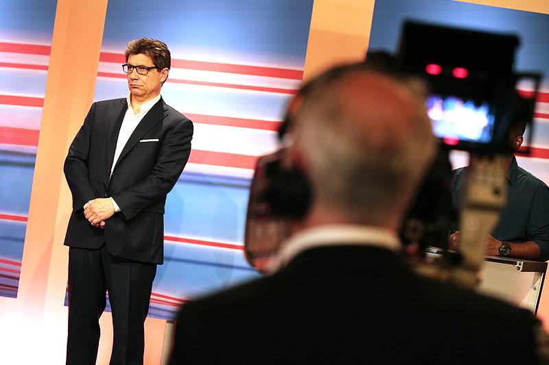 Medienberichterstattung der Hofburg-Wahl