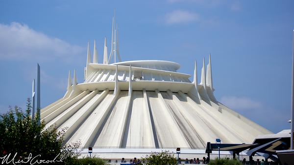 Disneyland Resort, Disneyland, Space Mountain, Ring