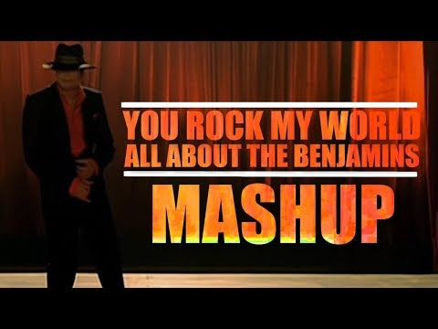 Michael Jackson feat. Diddy & Lil Kim - You Rock My World vs. All About The Benjamins