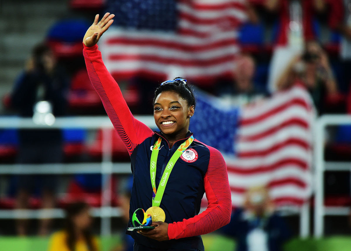 Simone Biles Becomes the Greatest Gymnast of All Time ...