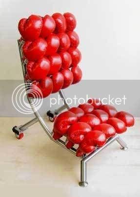 weird furniture design argument chair