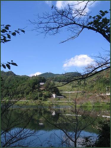 03 takitani pond and sky