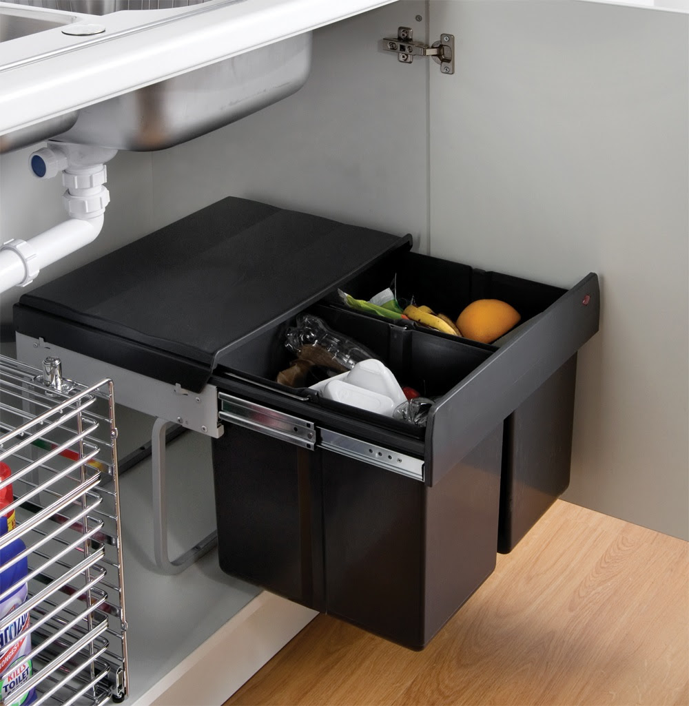 TOP 5 STORAGE SOLUTIONS FOR THE KITCHEN! - Deelux Kitchens