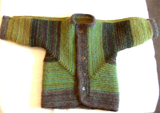 Ivanova And Carter Knit Baby Surprise 1 Is Off The