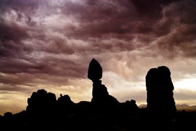 Balance Rock - Craig Wolf