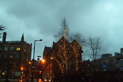 Manchester In Winter 2012