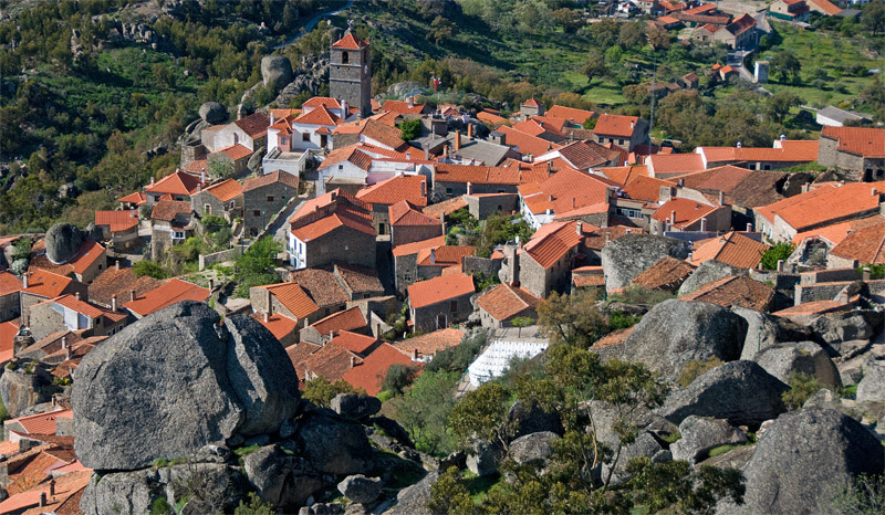 The most Portuguese Village - Monsanto, Castelo Branco
