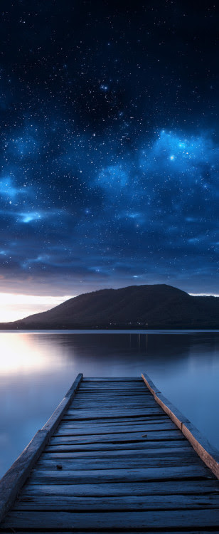cornersoftheworld:  Queens Lake, Australia | By Timothy Poulton  When my father used to tell me to take a long walk on a short pier, I had a picture like this in mind. Maybe he wasn't trying to get rid of me, but pointing me in the right direction. He was telling me to open my mind and look out at the water. He loved the ocean with its changing moods and colors. Now when I look out at the ocean, I think of him.