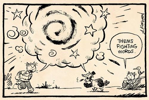 Laugh-Out-Loud Cats #1745 by Ape Lad
