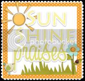 Sunshine Praises