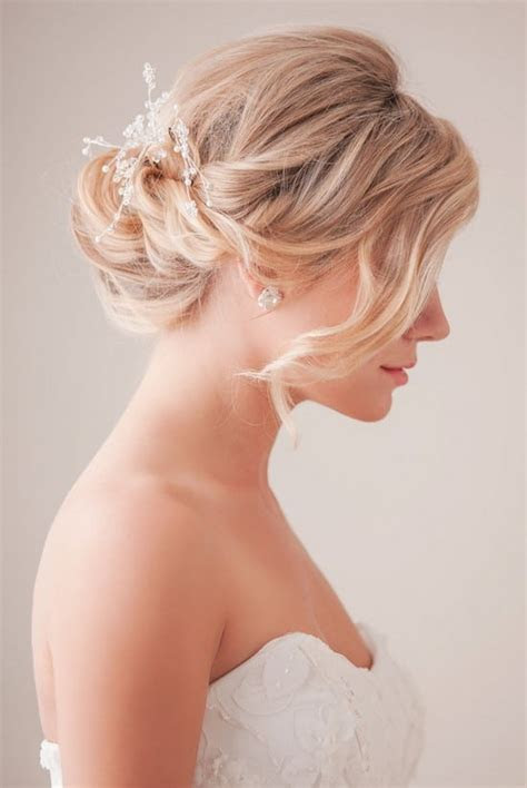 DIY Wedding Hairstyles   DIY Ideas Tips