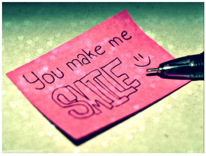 You Make Me Smile Quotespicturescom
