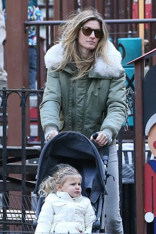 The Mini-Me Effect: How Celebrity Kids Take Good Hair for a Street Style Spin