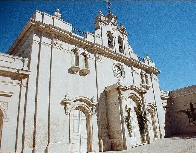 Carmen church in Carmelo