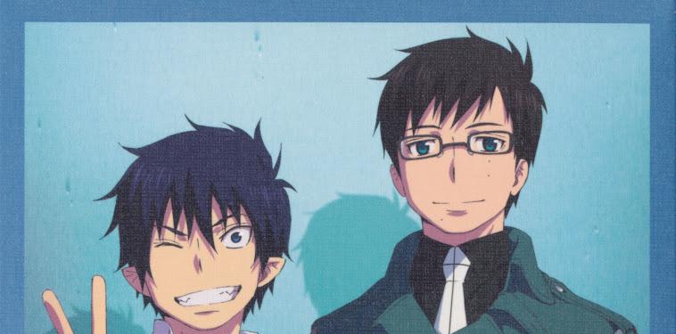 Ao No Exorcist Rin And Yukio