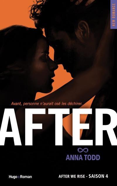Couverture After, intégrale, saison 4 : After we rise / Le manque