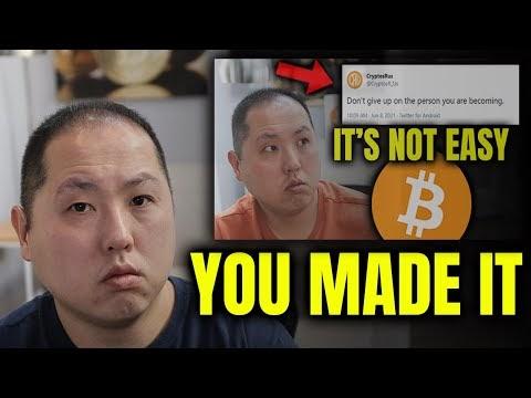 BITCOIN HOLDER...YOU MADE IT | Blockchained.news Crypto News LIVE Media