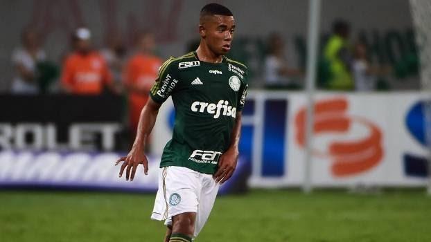 Gabriel Jesus - tânăr preocupat de factorul celebrității și respectării legendelor clubului Palmeiras
