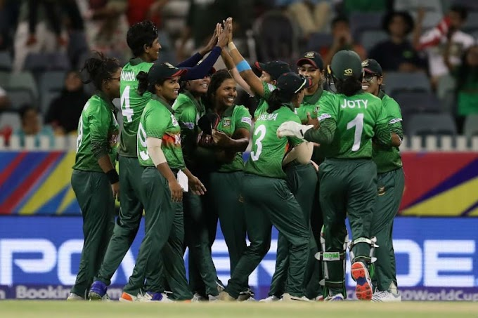 Bangladesh Cricket Board to Give Women Players One-time Allowance