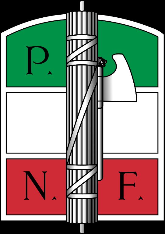 Resultado de imagen de partido nacional fascista