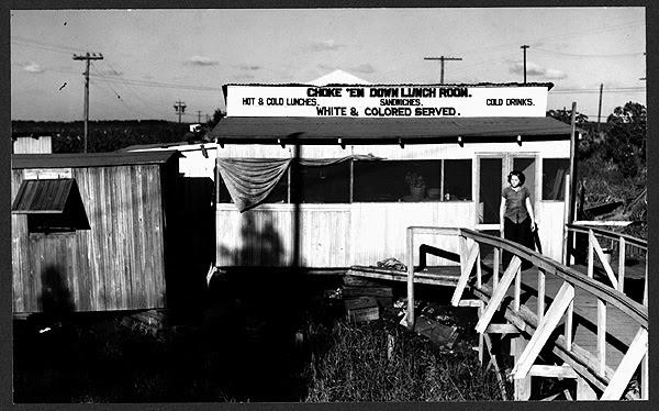Lunchroom near Belle Glade, Florida
