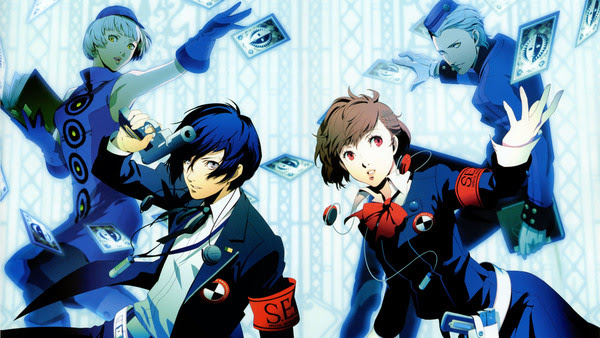 Shin Megami Tensei: Persona 3 is one of the greatest anime games and is based on Persona 3 the Movie 1: Spring of Birth!