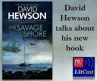 PW LitCast: A Conversation with David Hewson