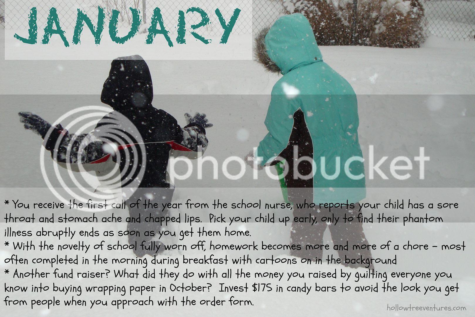 Real school calendar by Robyn Welling @RobynHTV