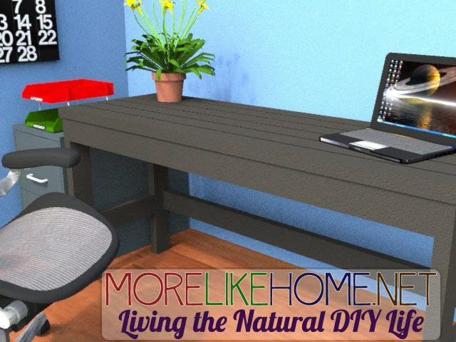 http://www.morelikehome.net/2012/10/day-2-build-casual-desk-with-2x4s.html