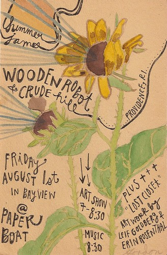 Gallery Opening August 1st: LIVE MUSIC