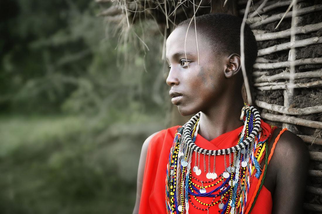 Masai (David Lazar)