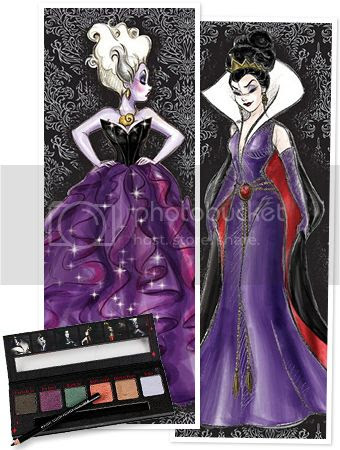 Disney Villains Designer Beauty Collection