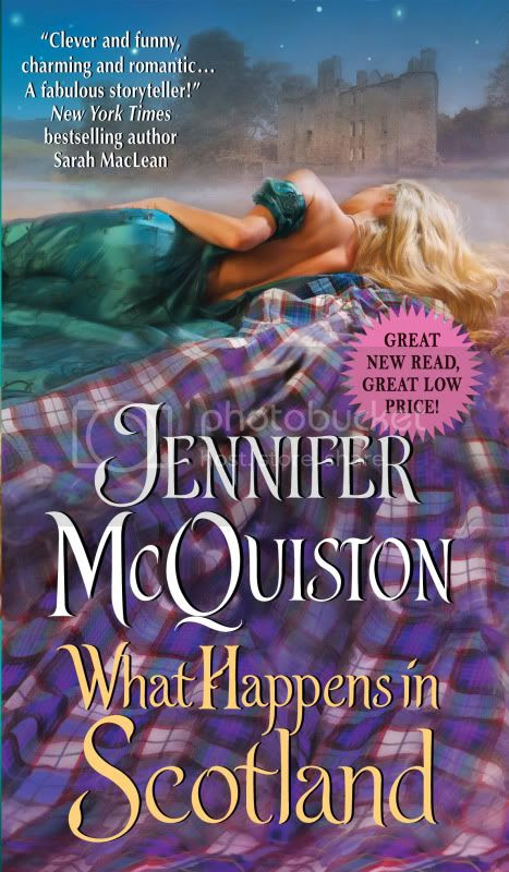 What Happens in Scotland Cover