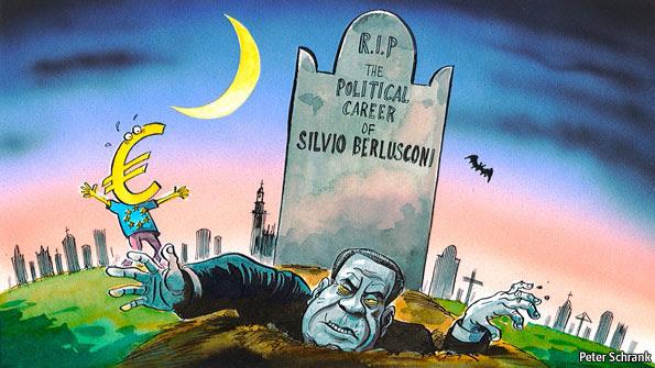 Silvio Berlusconi Italian Economy