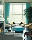 Turquoise Color In Interior Design | InteriorHolic.