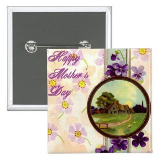 Happy Mother's day Pins