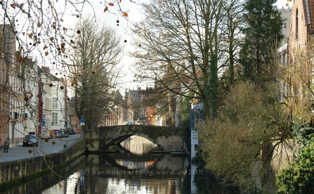 Brugge - Predikherenrei-Langestraat