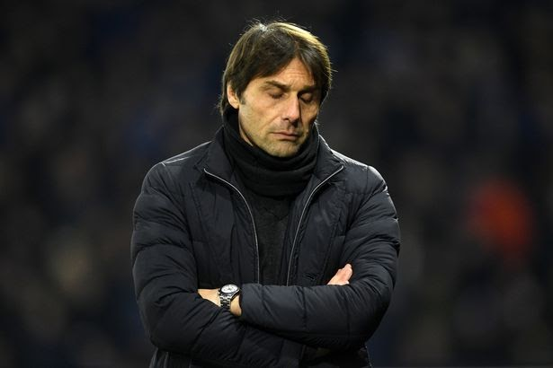 LaLiga: Real Madrid disappoint Conte, make new choice